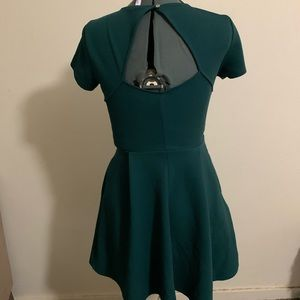 Green Dress Size 6